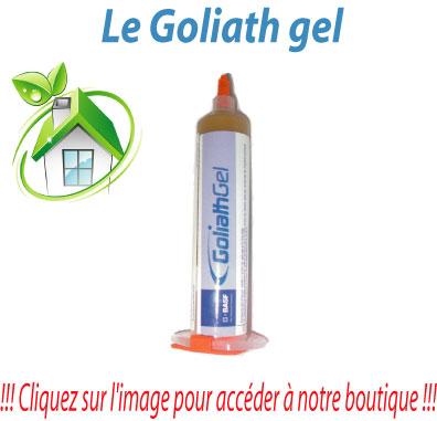 Goliath gel efficacit redoutable depuis les ann es 90 - Produit efficace contre les cafards ...