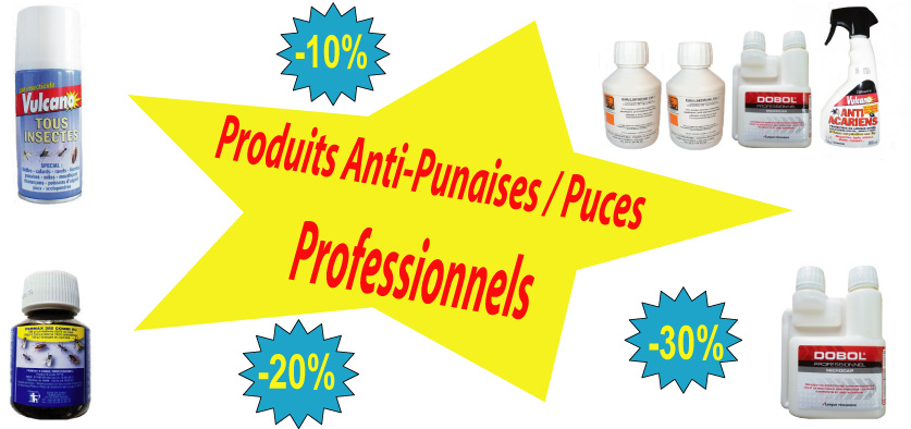 produits anti punaises puces professionnels insecticides et raticides. Black Bedroom Furniture Sets. Home Design Ideas